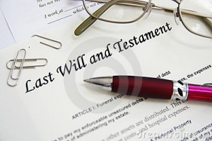 probate and administration proceedings