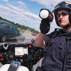 two ways speeding ticket can result in a suspended driver's license