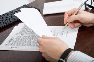 what is a waiver to process and consent to probate?