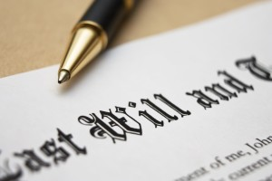 when is someone notified they are in a will
