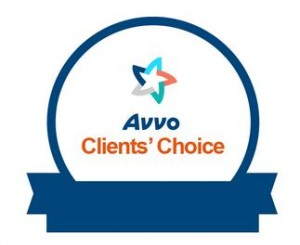 Avvo Client's Choice Award for Top Traffic Ticket Attorney on Long Island NY