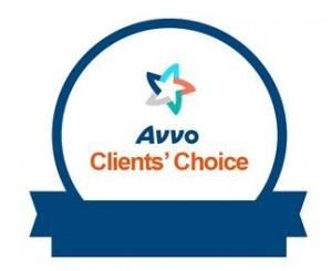 Avvo Client's Choice Award