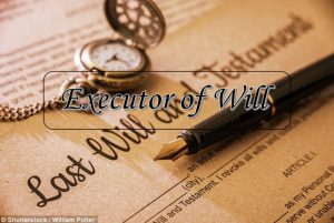 How To Find An Executor For My Will?
