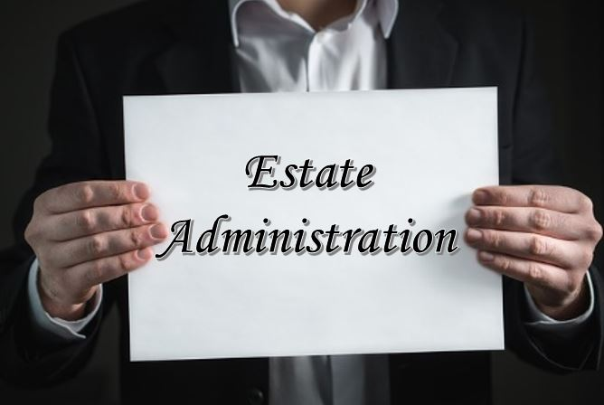 Legal Representative Of An Estate